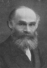 Baron, David 1855-1926